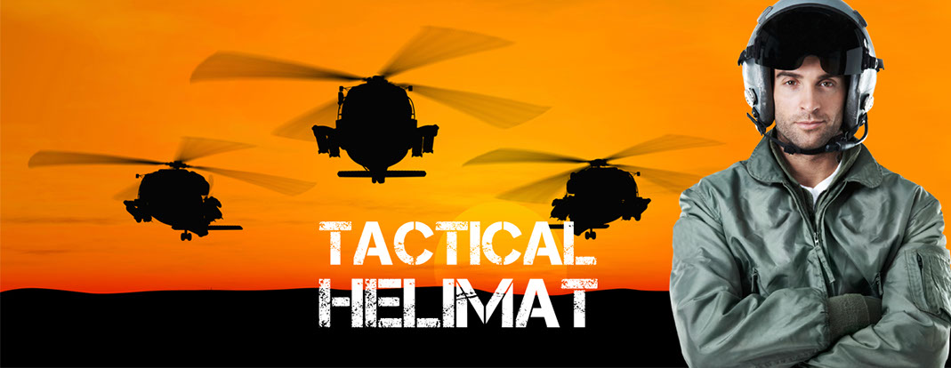 Tactical Helimat